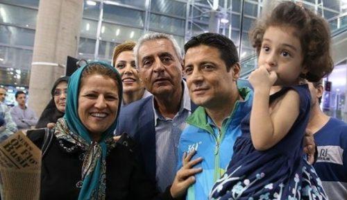 علیرضا فغانی بامداد امروز از ایران مهاجرت کرد