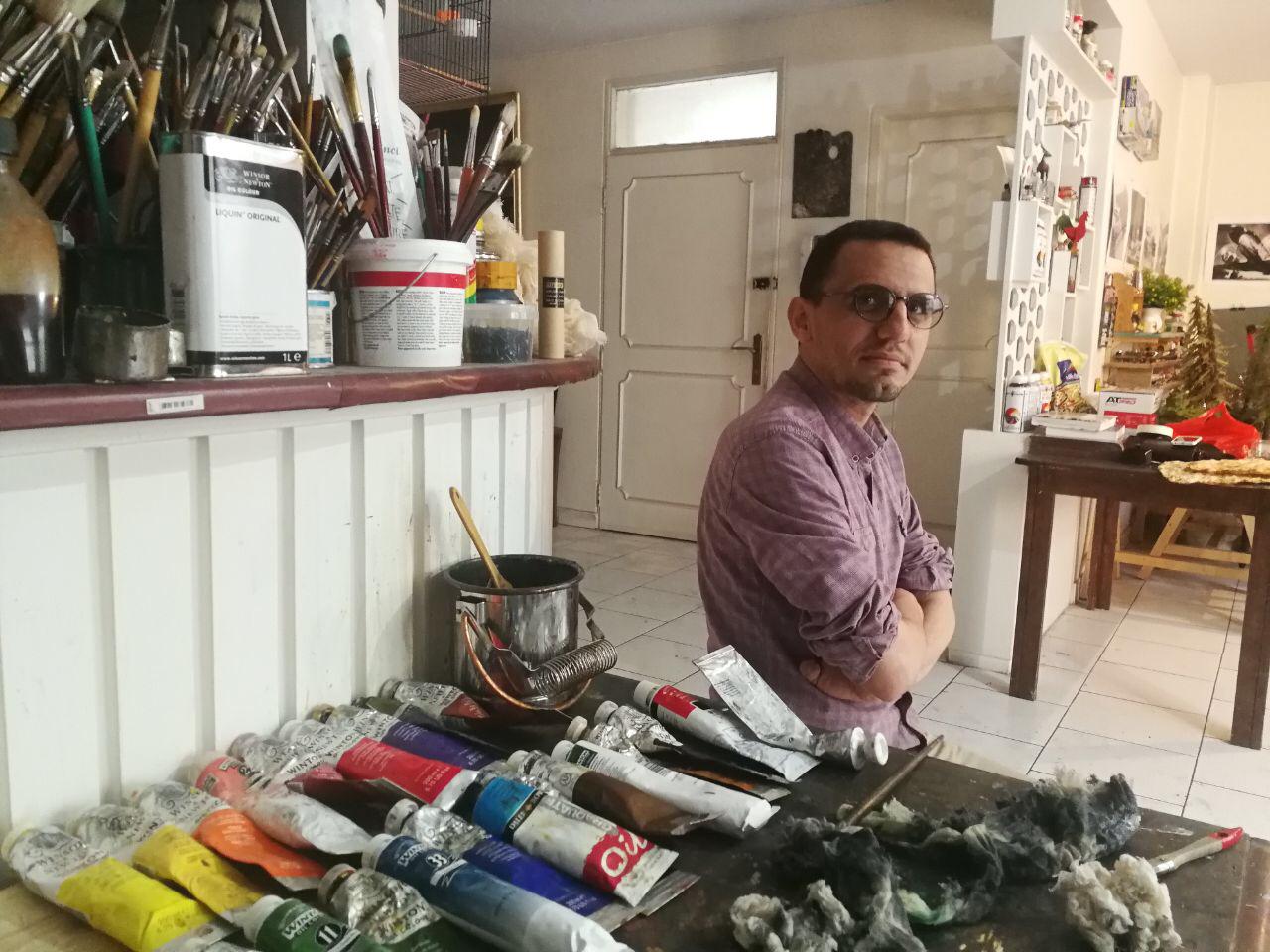 حسن روح الامین: حکومتی نیستم اما حکومت اسلامی را دوست دارم