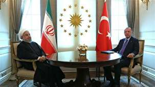 Rouhani in Ankara to attend a new round of Astana talks