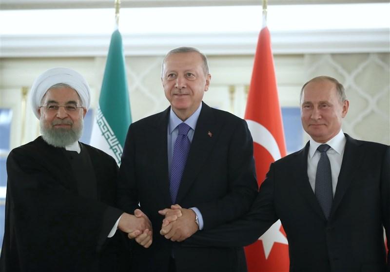 بیانیه مشترک ایران، روسیه و ترکیه در پایان اجلاس امروز