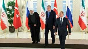 Turkey, Russia, Iran focus on Syria's Idlib, agree on need of new measures