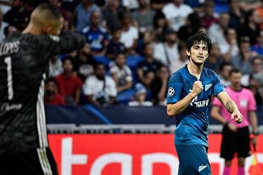 سردارِ ایرانی زننده اولین گل لیگ قهرمانان اروپا در ورزشگاه لیون/ نام آزمون کنار مسی در تاریخ ثبت شد + عکسها