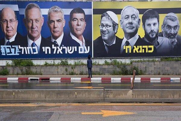شکست نتانیاهو در کسب اکثریت کرسیهای کنست