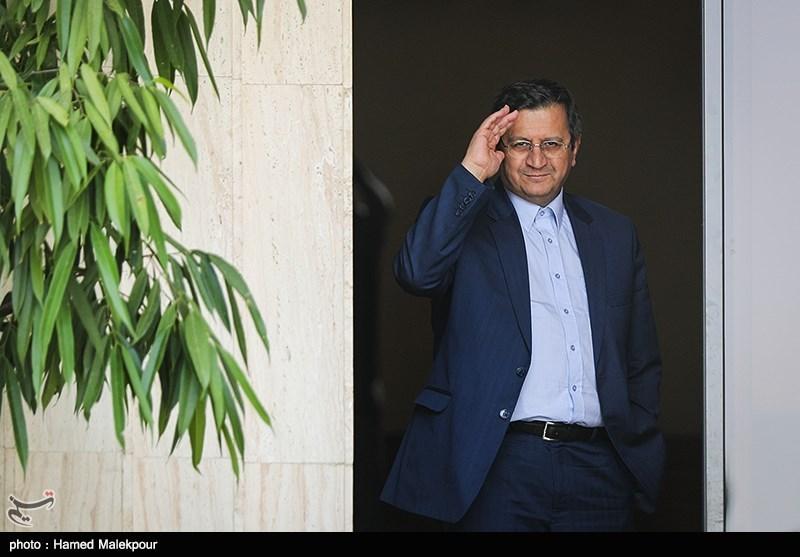 واکنش رئیس کل بانک مرکزی ایران به تحریم بانک مرکزی