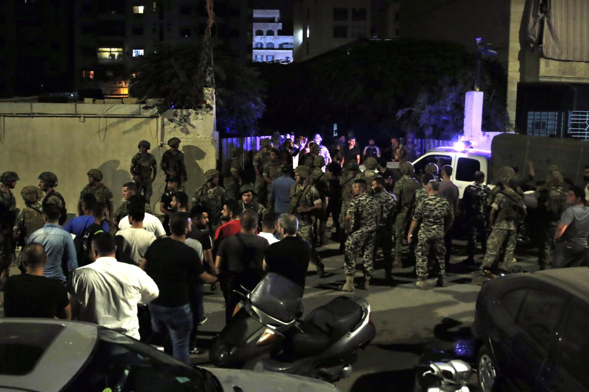 رویارویی پهپادی ایران و اسرائیل بر فراز سوریه و لبنان
