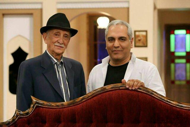 آخرین «دورهمی» با داریوش اسدزاده