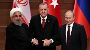 Turkey, Russia and Iran continue to shape Syria's future