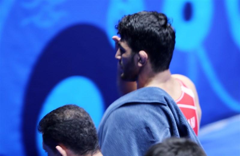 تصاویر پیروزی حسن یزدانی بر حریف روس با ضربهفنی