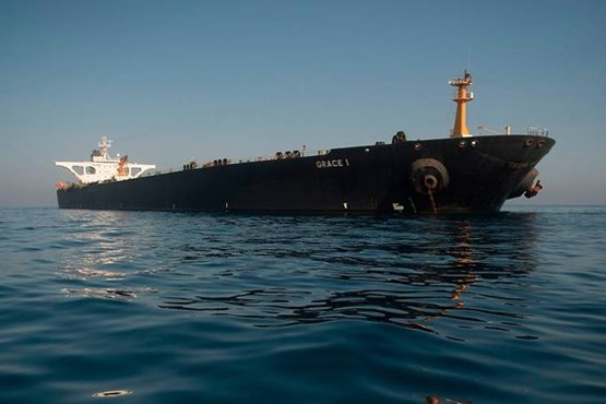 ایران نفتکش «آدریاندریا» و محموله نفتیاش را یکجا روی دریا فروخت