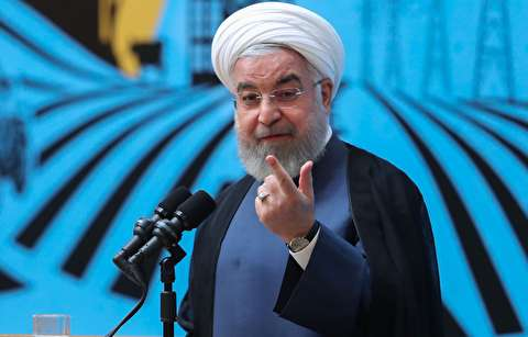 مواضع روحانی درباره ملاقات برای منافع ایران