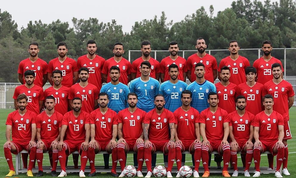 فهرست تیم ملی فوتبال برای بازی با هنگ کنگ