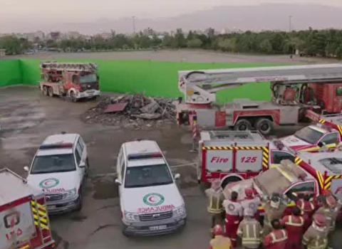 جلوههای ویژه فیلم چهارراه استانبول