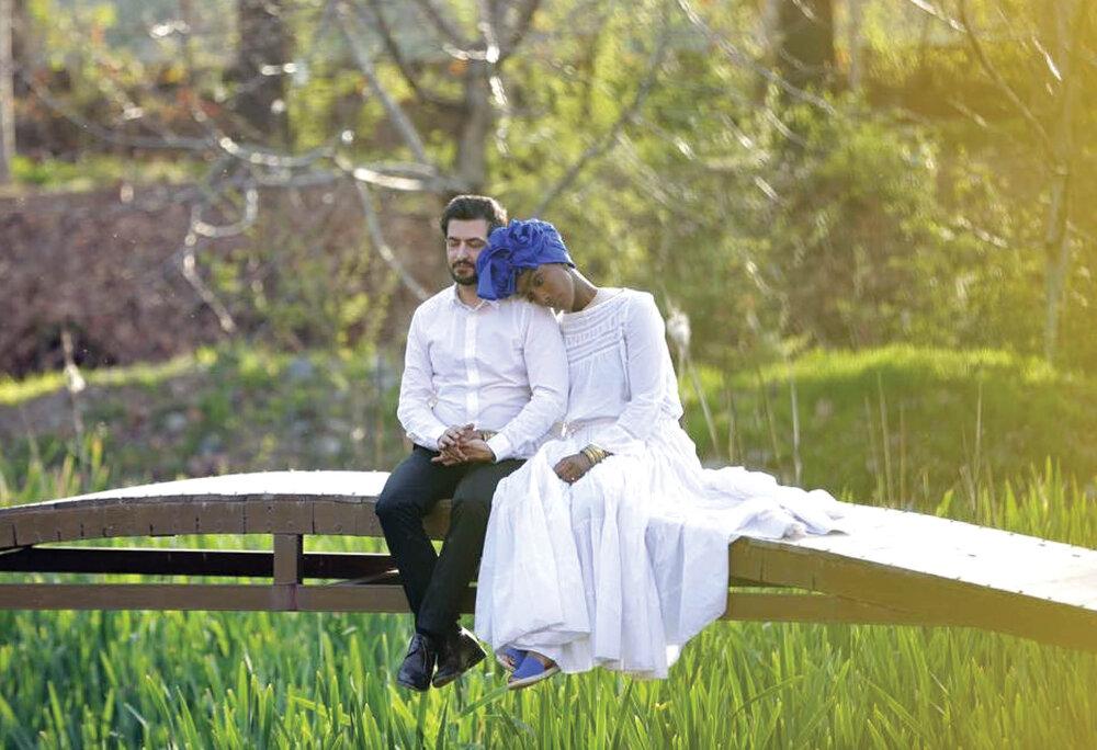 ازدواج پسر ایرانی با دختر ملکه قبیله آفریقایی