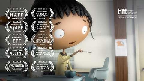 انیمیشن کوتاه اتو
