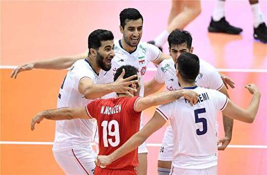 ایران ۳ - کانادا یک / نخستین پیروزی در جام جهانی والیبال با بازیکنان ذخیره