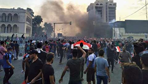 پشت پرده اعتراضات خیابانی عراق