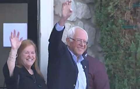وداع برنی سندرز با ریاست جمهوری آمریکا