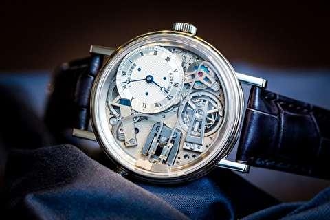 تاریخچه شرکت ساعت سازی سواچ