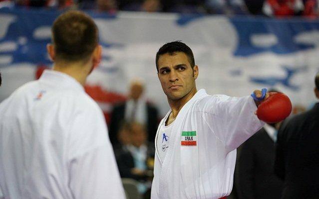 صعود پورشیب، گنج زاده و علیپور به فینال کاراته وان روسیه
