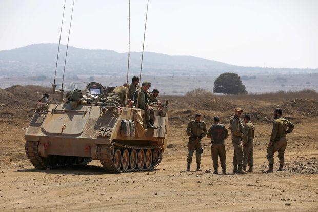موفقیت ایران و حزب الله در باز کردن جبهه دوم در مرز اسرائیل