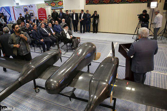 بازدید رهبر انقلاب از نمایشگاه «ایران ساخت»