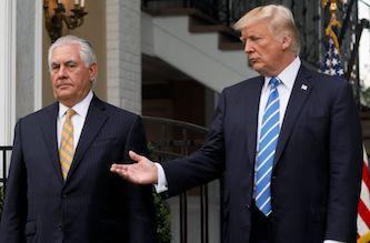 فشار ترامپ بر «تیلرسون» برای رفع اتهام از «ضراب»