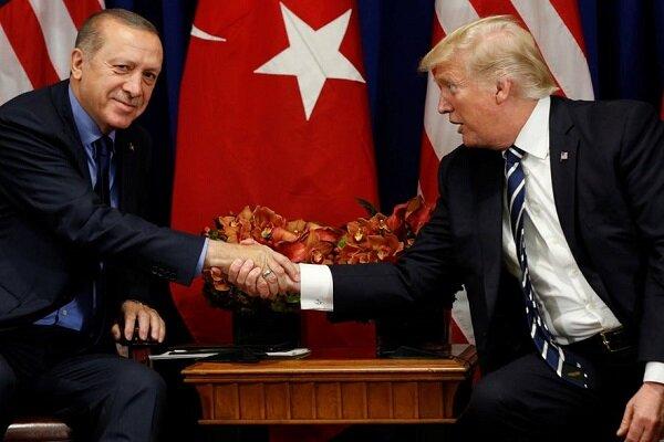 افشای بسته پیشنهادی ترامپ به اردوغان پیش از حمله به سوریه /سه راه حل ترامپ در ارتباط با حمله ترکیه به سوریه/حمله شدیداللحن اردوغان به عربستان سعودی/ اعلام آمادگی اسرائیل برای کمک به کردهای سوریه