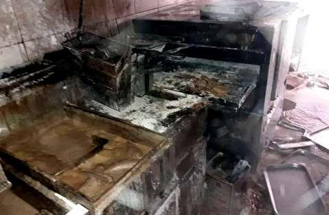 انفجار در مجتمع تجاری میدان پونک