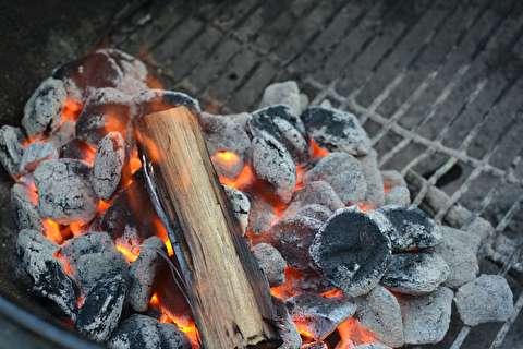 در باربیکیو گریل چقدر زغال بریزیم؟