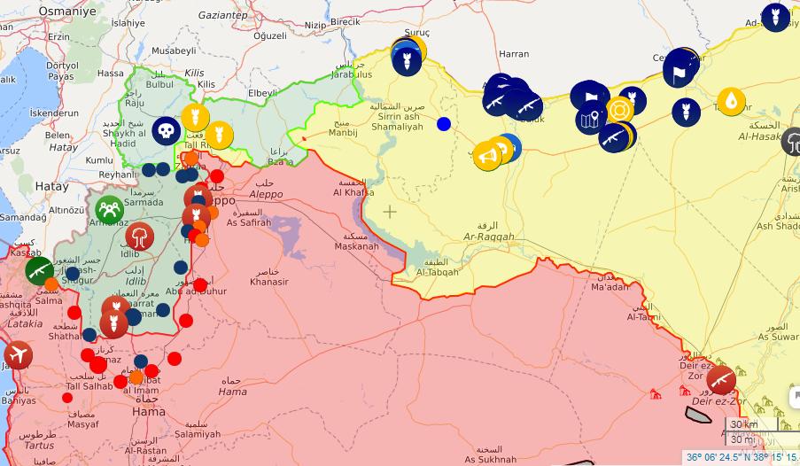 ترکیه در شمال سوریه به دنبال چیست؟/ لحظه شماری برای ظهور مجدد داعش/ ارتش سوریه عملیات ادلب را آغاز خواهد کرد؟