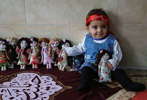 «وُداد» هدیه زائران ایرانی برای کودکان عراقی