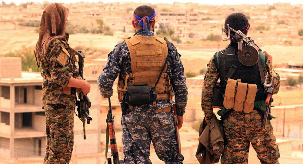 توافق بزرگ کردها و ارتش سوریه برای مقابله با حملات ترکیه/ انتقال گسترده تجهیزات ارتش سوریه به اطراف شهر منبج