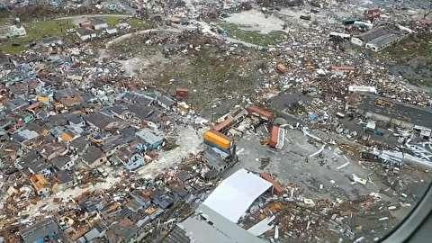 تداوم تخریبهای طوفان عظیم هاگیبیس