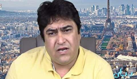 نظر روح الله زم درباره دستگیریاش