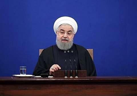 واکنش روحانی به حمله به نفتکشهای ایران