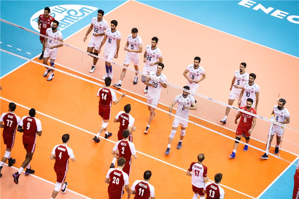 ایران صفر - لهستان ۳ / شکست دردناک بازی حیثیتی در اوج بیانگیزگی - وضعیت قرمز والیبال ایران در آستانه المپیک