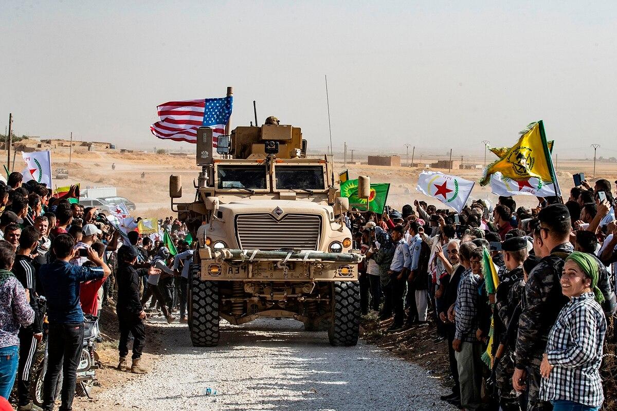 عقب نشینی آمریکا از سوریه و پایان عصر مداخله گری