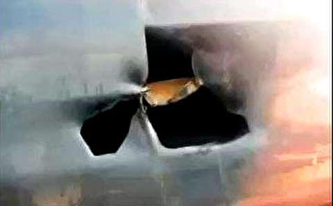 ابعاد و آثار حملات موشکی بر بدنه نفتکش سابیتی