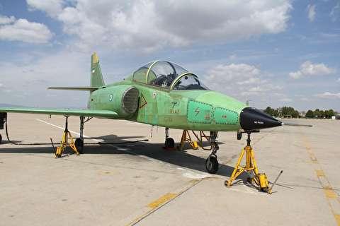 یاسین، اولین هواپیمای جت آموزشی-رزمی ایران