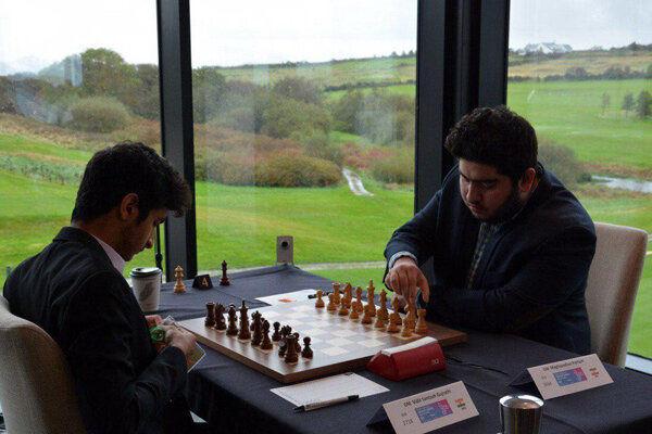 مقصودلو بدون شکست مقابل سوپراستاد بزرگ های شطرنج دنیا