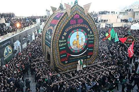 هنر عزاداری یزدیها و ریشههایش