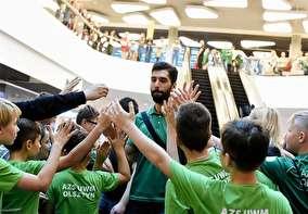 استقبال باشکوه لهستانیها از والیبالیست تیم ملی ایران