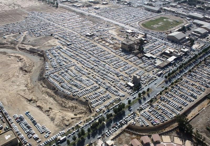 تکذیب شایعه سرقت از ۳۰ هزار خودرو در پارکینگ چذابه