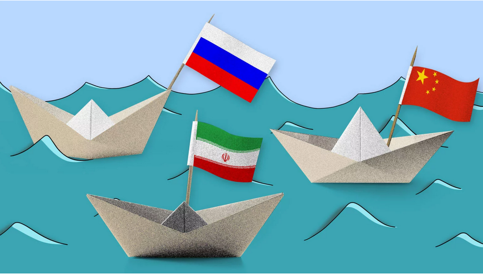 پیام رزمایش مشترک ایران، چین و روسیه چیست!؟