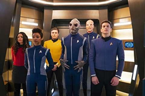 جلوههای ویژه فصل اول و دوم سریال پیشتازان فضا: اکتشاف