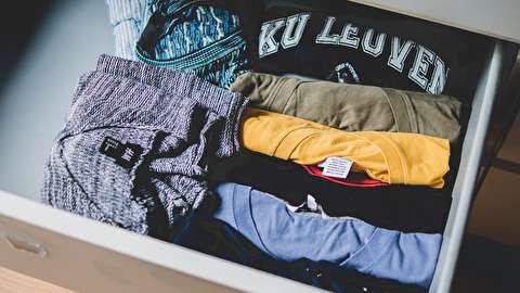چگونه لباسهای زمستانی را انبار کنیم؟