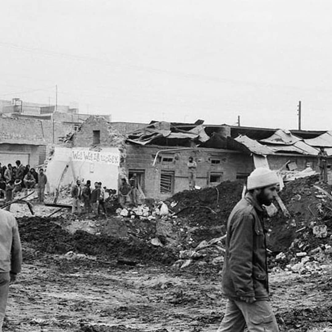 ۲۹ مهر؛ وسیع ترین حمله موشکی به مسجدسلیمان
