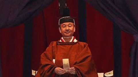 مراسم به تخت نشستن امپراتور تازه ژاپن