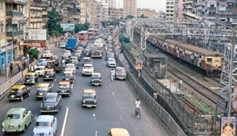 بمبئی در دهه شصت و هفتاد قرن بیستم