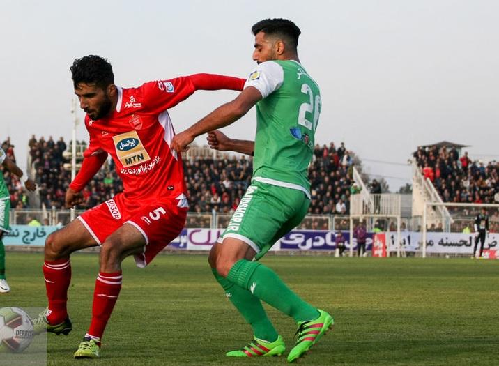 علیپور با پنالتی هم گلزن نشد، پرسپولیس با گل دقیقه۱۰۰ صعودکرد